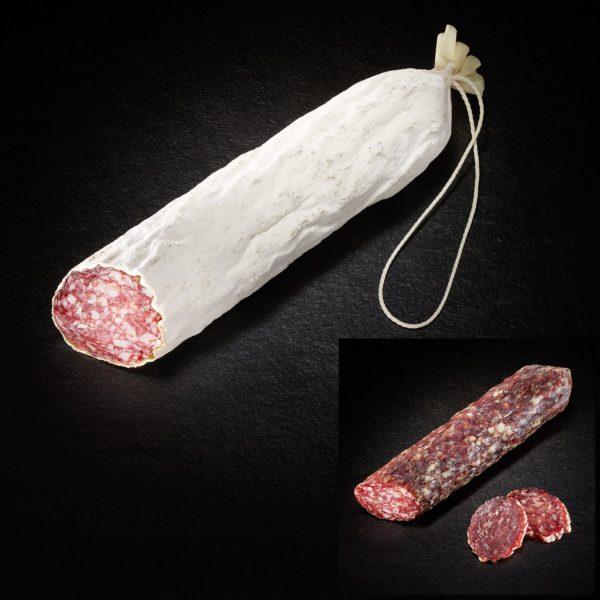 Hochlandrinder-Salami