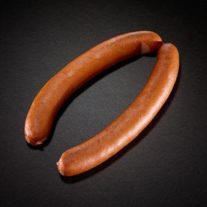 Hochlandrinder Chiliwurst