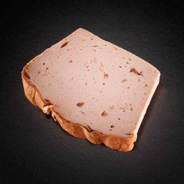 Hochlandrinder-Fleischkäse