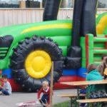 Das Hoffest auf der power-farm bot auch den kleinen Gästen ein tolles Programm.