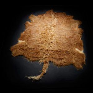 Hochlandrinder-Fell mit Schwanz